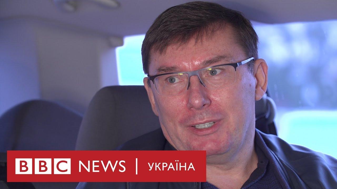 Юрій Луценко про Burisma, Байдена та Джуліані