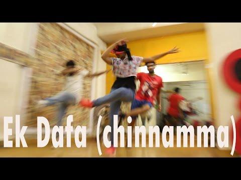 Ek Dafaa - Arjun Kanungo   Chinnamma   Freestyle/Hip Hop   Choreography @ Grms Dance Studio.