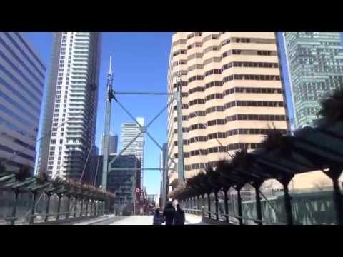 Canada. Toronto. Downtown 1. Walking. 2014.