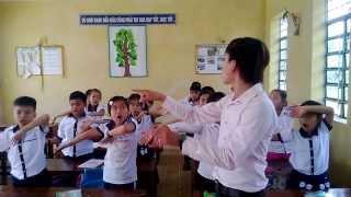 PHẠM NA GIL,với tiết dạy