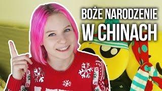 Chińskie Święta, czyli Boże Narodzenie w Chinach