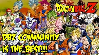 Dragon Ball Z YouTube Community Is THE Best Out There!
