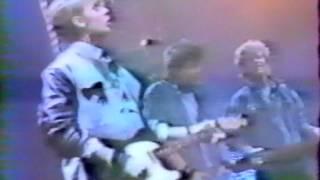 Take on me 1985 Promo tv  France