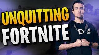 Unquitting Fortnite!