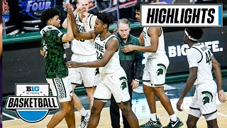 Ohio State at Michigan State Spartans | Spartans Seek Another Signature Win | Feb. 25, 2021 | Highli