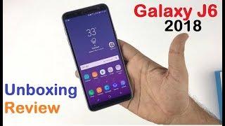 Samsung Galaxy J6 2018 Unboxing Detail Review Urdu/Hindi