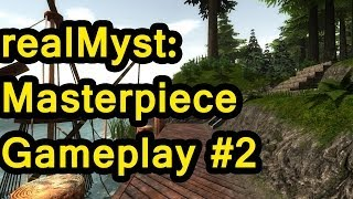 realMyst: Masterpiece Edition - Gameplay Part 2