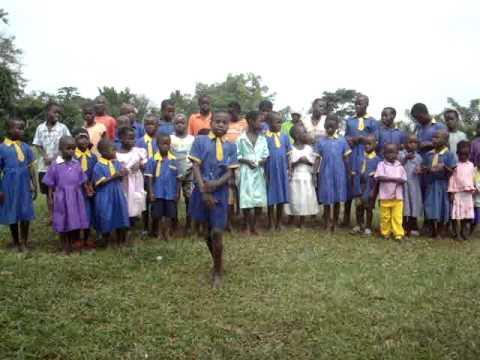 Uganda Welcome Visitors Song