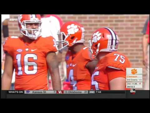 NC State Wolfpack at Clemson Tigers in 30 Minutes - 10/15/16