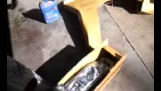 Parts are in for 1998 Buick Regal