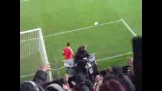 Enculé .. Sporting de Charleroi ; Charleroi/Anderlecht