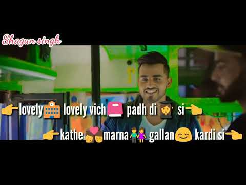 ronda ronda || armaan bedil|| new punjabi song whatsapp status video 2018