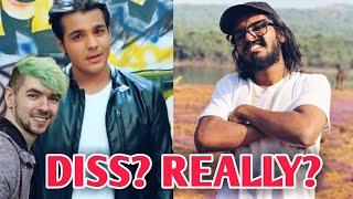 Ashish Chanchlani Diss On Emiway Bantai? Really?!   PewDiePie Vs T-Series, Jacksepticeye   Neon Man