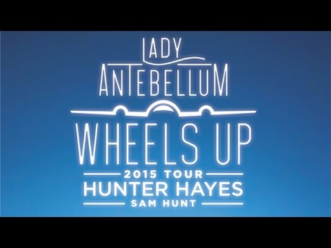 Lady Antebellum - Wheels Up Tour Full Concert 6/25/2015 Sacromento CA