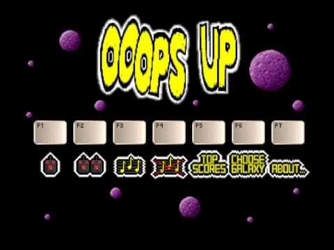 Ooops Up / Amiga 500