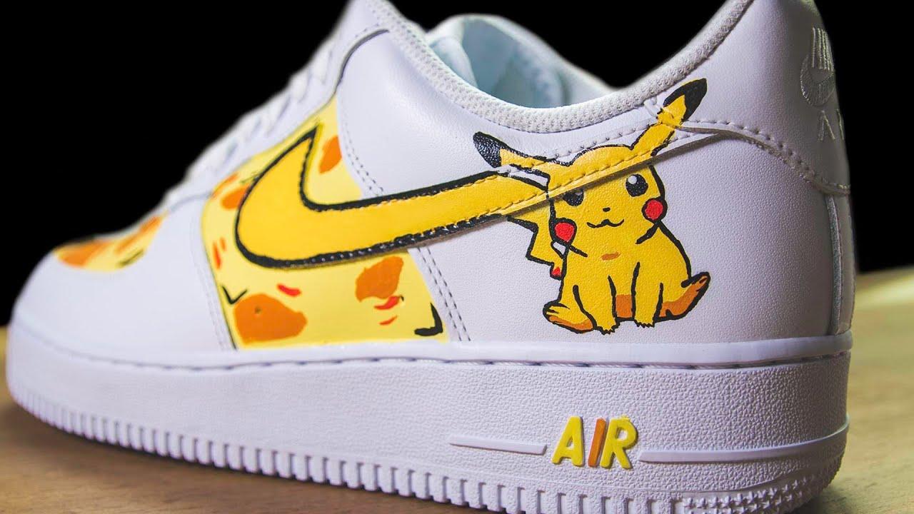 air force 1 pokemon