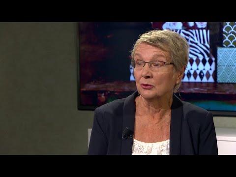 Gunilla Boëthius om sex, passion och misslyckade samlag  - Malou Efter tio (TV4)