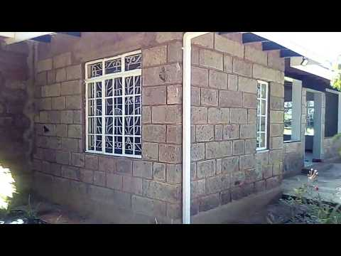 A walk through the 5 Bedroom Farm House for rent in Kenya