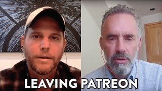 We Are Leaving Patreon: Dave Rubin & Jordan Peterson Announcement | DIRECT MESSAGE | Rubin Report