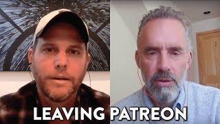 We Are Leaving Patreon: Dave Rubin & Jordan Peterson Announcement   DIRECT MESSAGE   Rubin Report