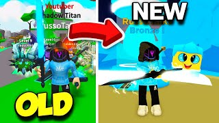 This Game Might Be The NEW SABER SIMULATOR!! (Roblox)