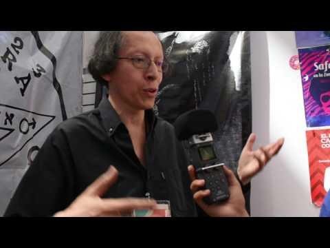 Entrevista Mario Cruz. 11o Gran Remate de Libros en el Auditorio Nacional 2017