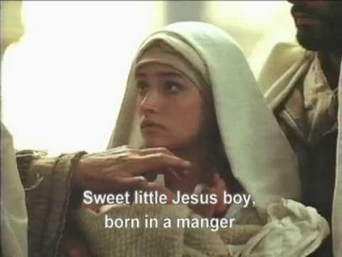 Sweet Little Jesus Boy -- Casting Crowns with lyrics