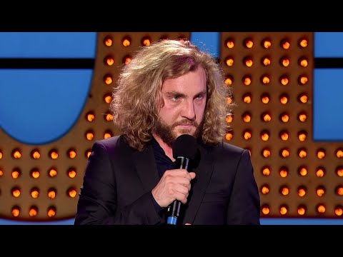 The Cure For Hangovers - Sean Walsh - Live at the Apollo - Series 9 - BBC Comedy Greats