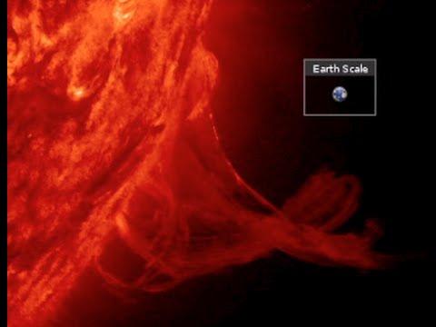 M7 Solar Flare, Nevada Earthquakes | S0 News November 5, 2014
