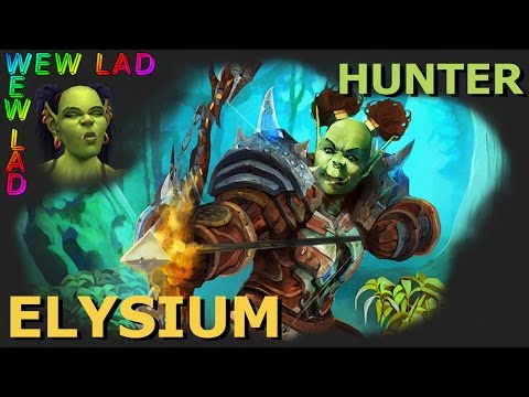 Elysium Hunter Dungeons 4 Man Dire Maul - Vanilla WoW - Hellfire Is Failfire?