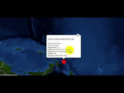 quake Nord Australia