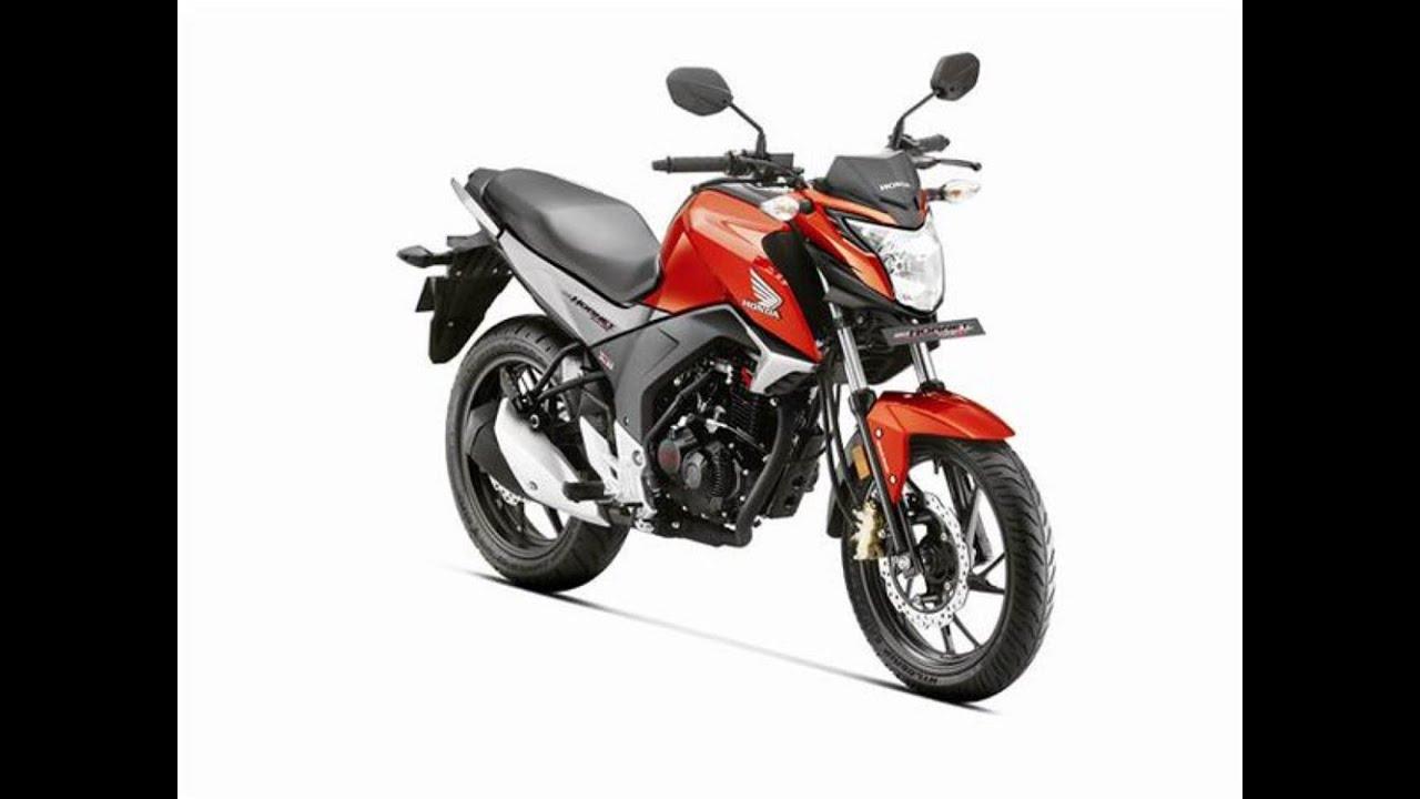 Honda Hornet CB160R 2020 YouTube