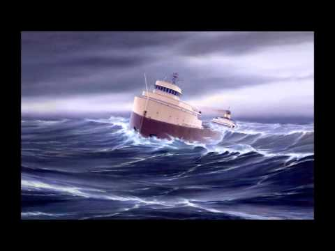 Arthur M. Anderson Reports the Edmund Fitzgerald is missing November 10, 1975