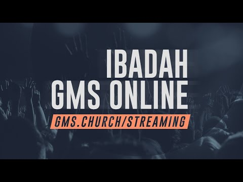 Army Of God Service - March 28th, 2020 (Indonesia)