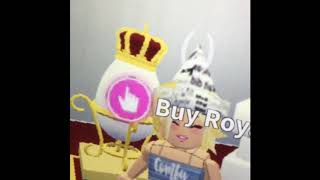 Poor to rich Adopt me Roblox music video (so am I)