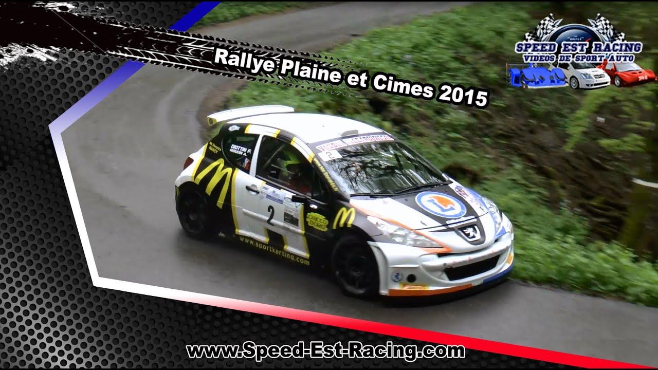 Rallye plaine et cimes