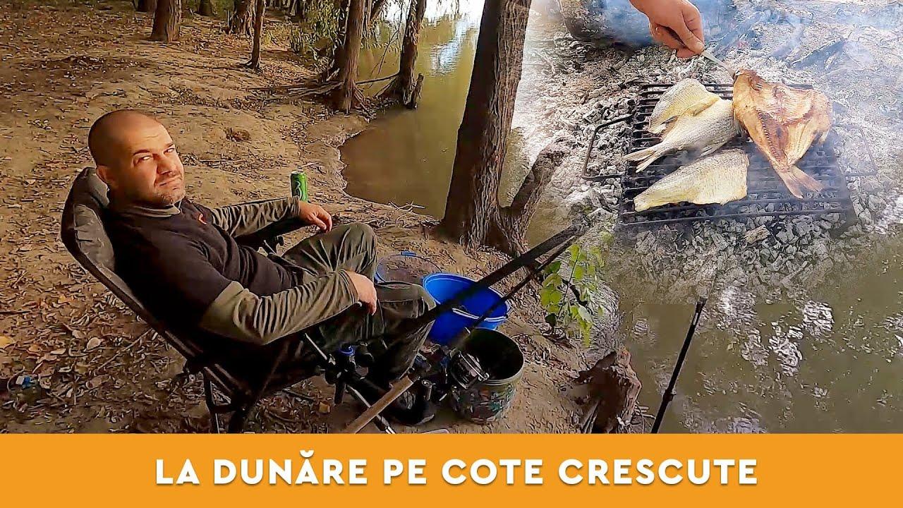 Cum mi-am transformat scaunul clasic in unul de pescuit la feeder + o pastrama de platica la Dunare!