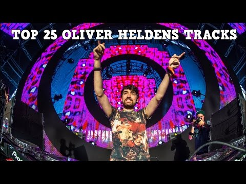 [Top 25] Best Oliver Heldens Tracks [2016]