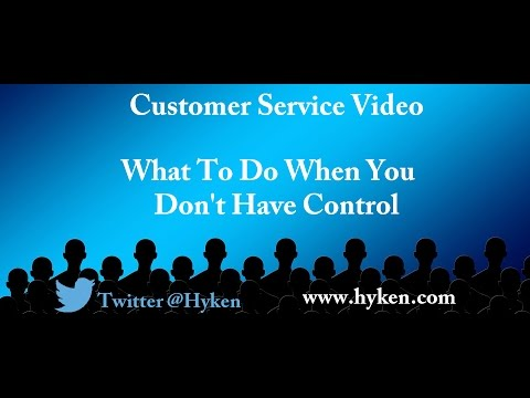 What to Do When You Don't Have Control Over the Customer Experience