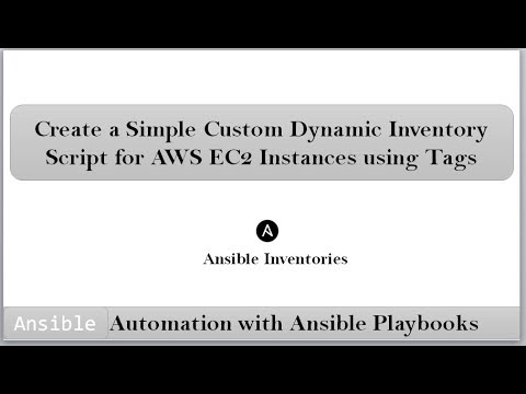 DevOps | Ansible | Create a Custom Dynamic Inventory Script