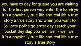 Duncan Mighty - Hand Of Jesus (lyrics)
