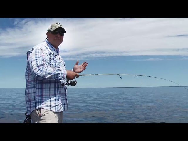 Fishing report Mille Lacs Lake Early June 2018