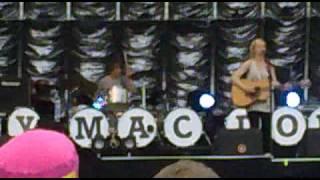 Amy Mcdonald @ pinkpop 2009