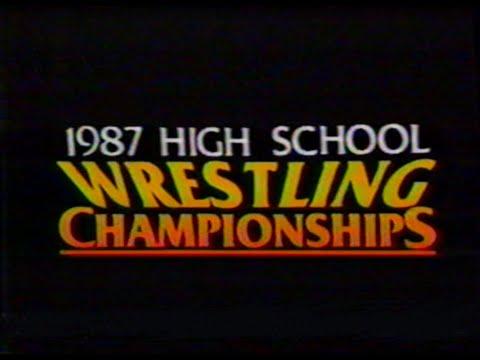 1987 Iowa HS Wrestling Championships