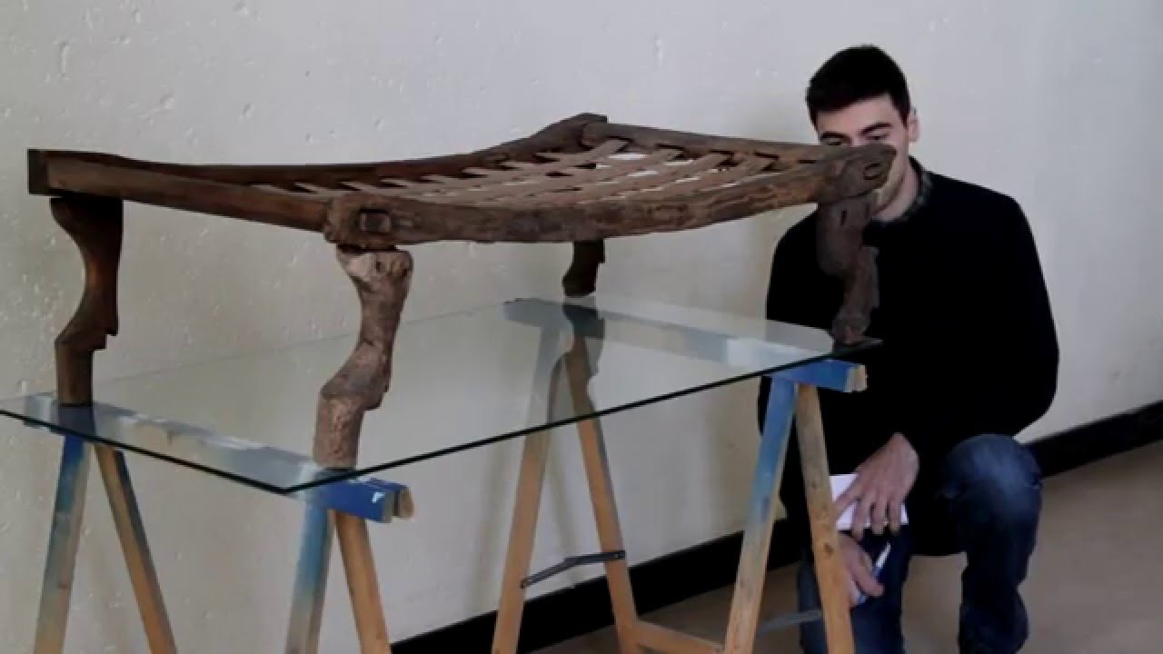 Ancient egyptian table - Wood Analysis Of Ancient Egyptian Beds