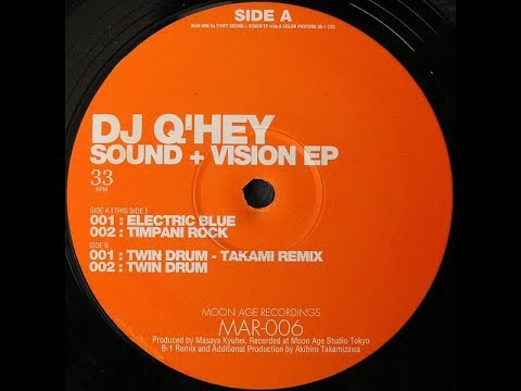DJ Q'hey - Electric Blue