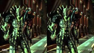 Final Fantasy XIII Xbox 360/PS3 Comparison