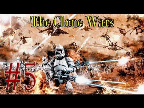 SW: The Clone Wars (Republic) #5- Retaliation