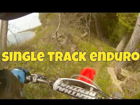 Single Track Enduro Is Not For a ATV LOL - Commentary