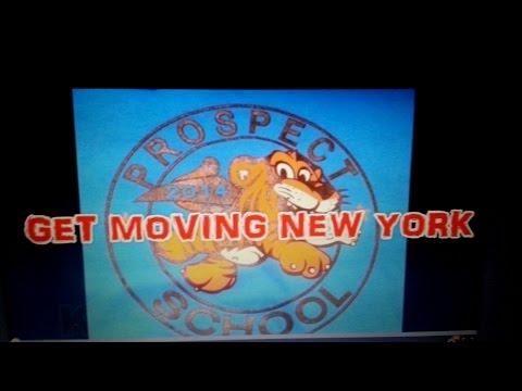 Get Moving- Prospect School